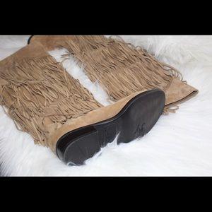 Sam Edelman Shoes - Brand new fringe boots Sam Edelman